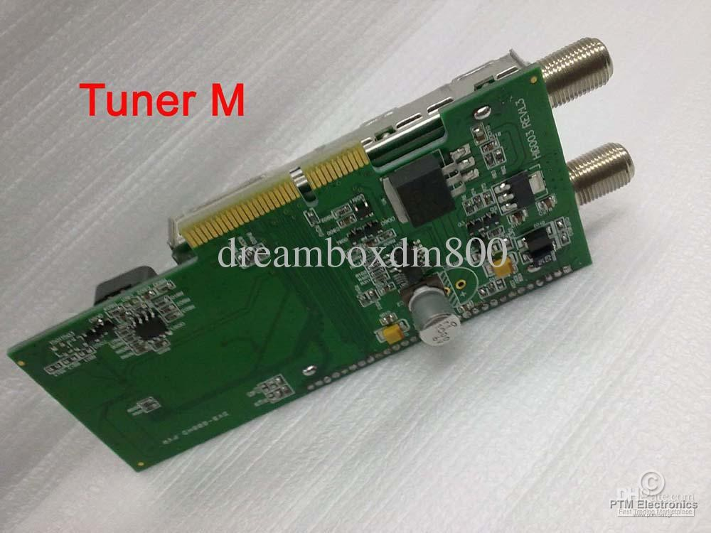 TUNER ALPS 801A VERSION M ΓΙΑ DREAMBOX 800S